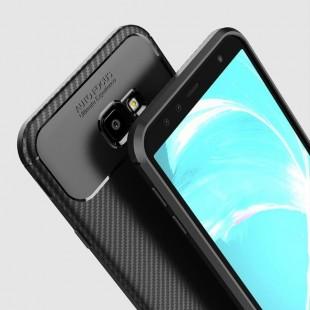 قاب ژله ای طرح کربن سامسونگ Autofocus Carbon Case Samsung Galaxy A3 2017/A320