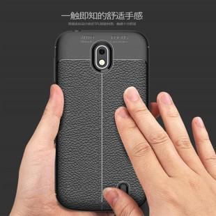قاب ژله ای طرح چرم AutoFocus Case Nokia Nokia 1