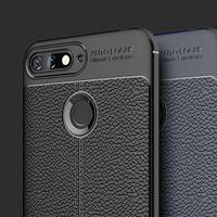 قاب ژله ای طرح چرم Auto Focus Case Huawei Honor 7C