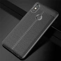قاب ژله ای طرح چرم Auto Focus Case Xiaomi Mi 6X
