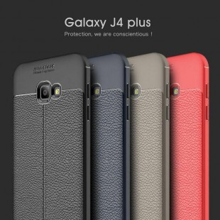 قاب ژله ای Auto Focus Case Galaxy J4 Plus