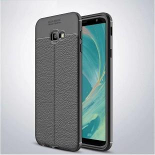 قاب ژله ای طرح چرم Auto Focus Case Samsung Galaxy J4 Core