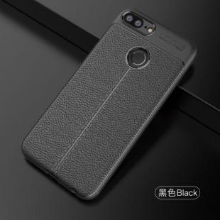 قاب ژله ای طرح چرم هواوی Auto Focus Case Huawei Honor 9i