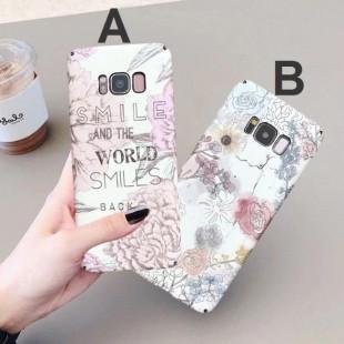 قاب ژله ای طرح گل سامسونگ Flower TPU Case Samsung Galaxy Note 8