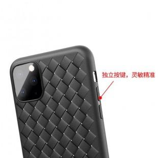 قاب ژله ای طرح بافت آیفون BV Case Apple iPhone 11