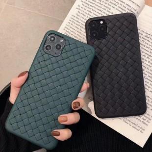 قاب ژله ای طرح بافت آیفون BV TPU Case Apple iPhone 11 Pro Max