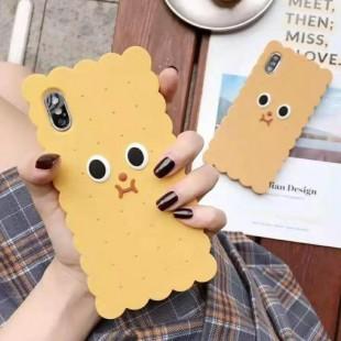 قاب ژله ای طرح بیسکویت آیفون Biscuit Case Apple iPhone 6 Plus