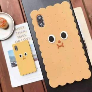 قاب ژله ای طرح بیسکویت آیفون Biscuit Case Apple iPhone 11