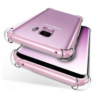 قاب ژله ای شفاف ضدضربه سامسونگ Shockproof Case for Samsung Galaxy S9 PLUS