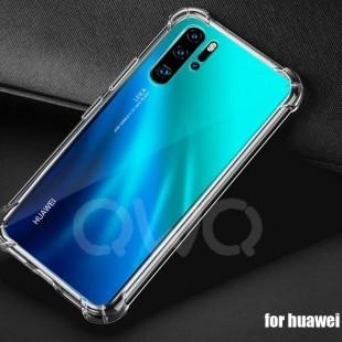 قاب ژله ای شفاف ضدضربه هواوی Shockproof Case for Huawei P30 Pro
