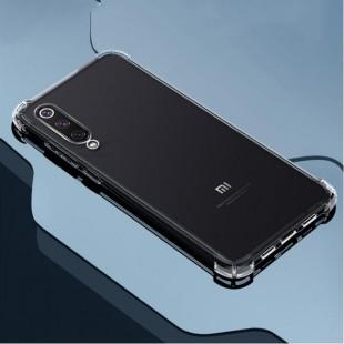 قاب ژله ای شفاف ضدضربه شیائومی Shockproof Case for Xiaomi Mi 9
