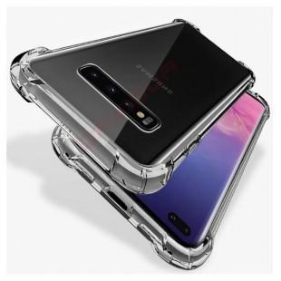 قاب ژله ای شفاف ضدضربه سامسونگ Shockproof Case for Samsung Galaxy S10e