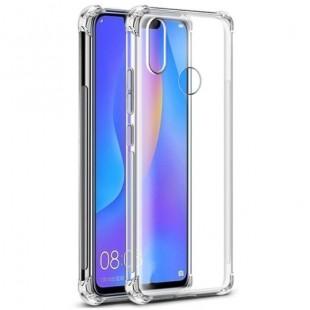 قاب ژله ای شفاف ضدضربه هواوی Shockproof Case for Huawei Honor 10 Lite