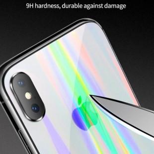 قاب ژله ای لیزری رنگی آیفون Laser Case For Iphone 6