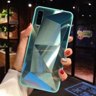 قاب الماسی پشت گلس سامسونگ Diamond Case Samsung Galaxy A50