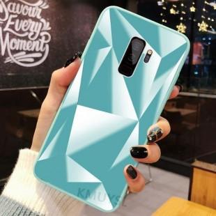 قاب الماسی پشت گلس سامسونگ Diamond Case Samsung Galaxy A6