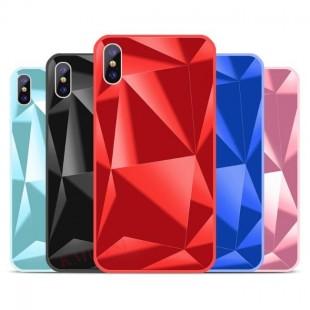قاب الماسی پشت گلس سامسونگ Diamond Case Samsung Galaxy M10