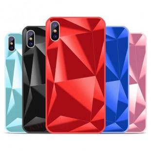قاب الماسی پشت گلس سامسونگ Diamond Case Samsung Galaxy M20