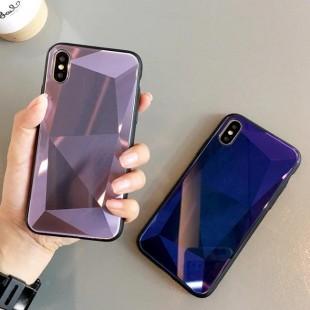 قاب الماسی پشت گلس سامسونگ Diamond Case Samsung Galaxy M30