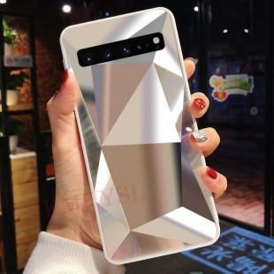 قاب الماسی پشت گلس سامسونگ Diamond Case Samsung Galaxy S10
