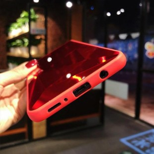 قاب الماسی پشت گلس سامسونگ Diamond Case Samsung Galaxy A750-A7 2018