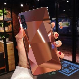 قاب الماسی پشت گلس سامسونگ Diamond Case Samsung Galaxy A40