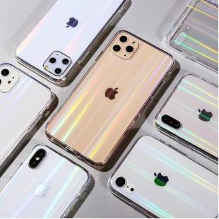 قاب ژله ای شفاف لیزری آیفون TPU Laser Case Apple iPhone 11 Pro