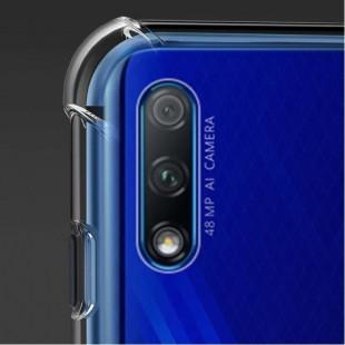 قاب ژله ای شفاف ضدضربه هواوی Shockproof Case for Huawei Y9 2019