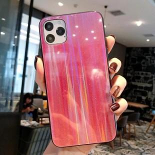 قاب ژله ای لیزری رنگی آیفون Laser Color TPU Case iPhone 11 Pro Max