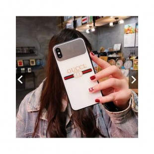 قاب ژله ای Mirror Lens Case For Iphone XS MAX
