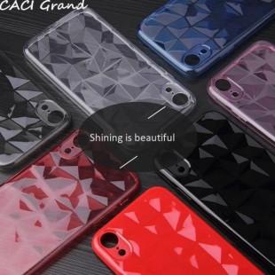 قاب ژله ای برجسته الماسی Diamond TPU Case Samsung Galaxy M20