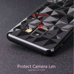 قاب ژله ای برجسته الماسی Diamond Case Samsung Galaxy J4