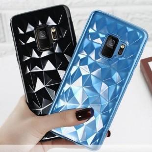 قاب ژله ای برجسته الماسی Diamond Case Samsung Galaxy J6