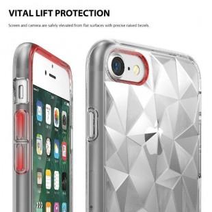 قاب ژله ای برجسته الماسی آیفون Diamond Case Apple iPhone 6 Plus