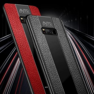 قاب چرمی آینه ای سامسونگ Leather Mirror Samsung Galaxy Note 9