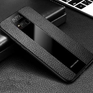 قاب چرمی آینه ای سامسونگ Leather Mirror Samsung Galaxy Note 8