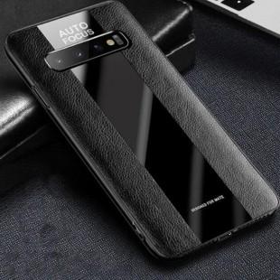 قاب چرمی آینه ای سامسونگ Leather Mirror Samsung Galaxy S10e