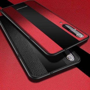 قاب چرمی آینه ای سامسونگ Leather Mirror Samsung Galaxy A70