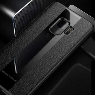 قاب چرمی آینه ای سامسونگ Leather Mirror Samsung Galaxy A6
