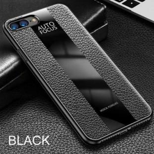 قاب چرمی آینه ای آیفون Leather Mirror Apple iPhone 5.5s