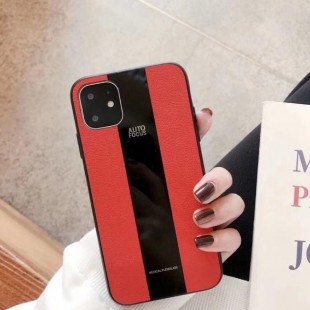 قاب چرمی آینه ای آیفون Leather Mirror Apple IPHONE 11