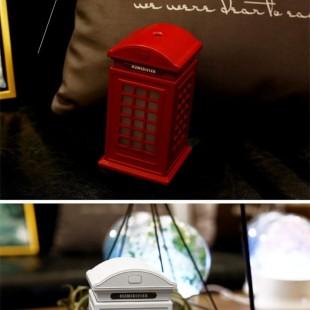 دستگاه بخور سرد طرح باجه تلفن