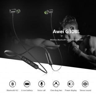 هندزفری بلوتوث گردنی اوی مدل Awei G30BL