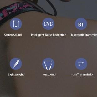 هندزفری بلوتوث گردنی اوی مدل Awei G10