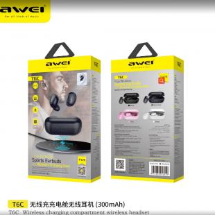 هندزفری بلوتوثی اوی مدل Awei T6C