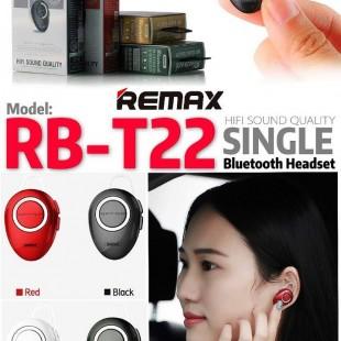 هندزفری بلوتوث ریمکس مدل Remax RB-T22