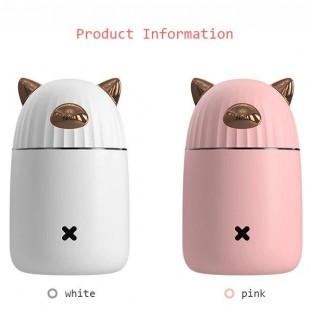 دستگاه بخور سرد با طرح گربه