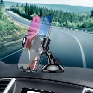 هولدر موبایل اتومبیل بیسوس Baseus Osculum Type Gravity Car Holder