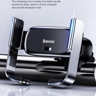 هولدر موبایل هوشمند بیسوس مدل Baseus Mini electric Vehicle Bracket with Micro Cable