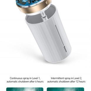 دستگاه بخور سرد بیسوس مدل Baseus Whale Car-Home Humidifier DHJY-02